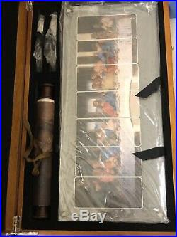 2012 niue 7pc last supper Leonardo da Vinci 700g silver coin setrare