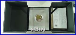 2013 6 oz. Niue $50 FORTUNA REDUX First Ever Cylinder-Shaped Coin with OGP