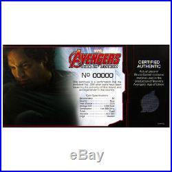 2015 Niue $2 1 Oz Silver Avengers 5-Coin NGC PF70 ER Hulk COA Blk Core SKU37876