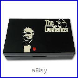 2015 Niue $2 Silver The Godfather 2-Coin Proof Set SKU #95243