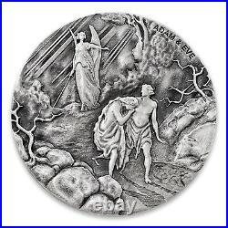 2016 Scottsdale Mint Biblical Series 2 oz Silver NIUE Coins 6 Coins Set w COAs