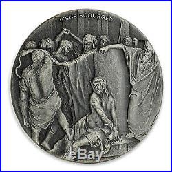 2018 Scottsdale Mint Biblical Series 2 oz Silver NIUE Coins 6 Coins Set w COAs