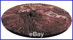 2019 2 Oz Silver $5 Niue FUKANG METEORITE World Of Meteorites Coin