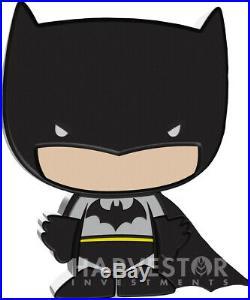 2020 Chibi Coin DC Comics Series Batman 1 Oz. Silver Coin Mintage 2,000