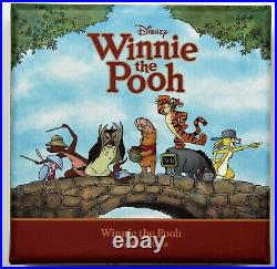 2020 Niue 1oz Silver Disney Characters Winnie the Pooh NGC PF70 First Releases