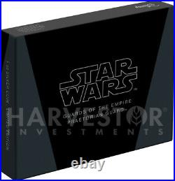 2020 Star Wars Guards Of The Empire Praetorian Guard 1 Oz. Silver Coin