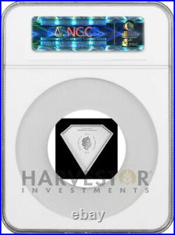 2021 DC Comics Superman Shield 1 Oz. Silver Coin Ngc Pf70 First Releases