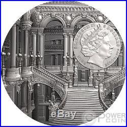BAROQUE Amber Art 2 Oz Silver Coin 5$ Niue 2016