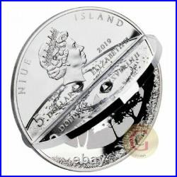 CREATION OF THE WORLD 2 Silver Coin 5$ Niue 2019
