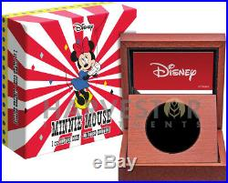 Disney Mickey Mouse & Friends Carnival Coin Minnie Ngc Pf70 First Releases