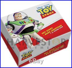 Disney Pixar Toy Story Buzz Lightyear 1 Oz. Silver Coin Ogp & Coa 2nd