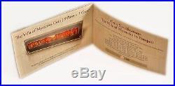 Niue 2011 9x1$ VILLA MYSTERIES POMPEII Fresco 9 Silver Coin Set Mintage 250