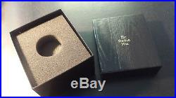 Niue 2013 $50 Gilded Proof 6 oz. 999 Fine Silver Fortuna Redux Cylinder Coin