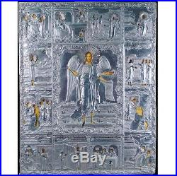 Niue 2015 $2 Icon Orthodox Shrines Angel of the Desert 1 Oz Silver Coin LIMITED