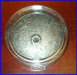 Niue 2016 One $1 Dollar Lunar Meteorite Nwa 8409 686 Pcs 1 Oz 999 Silver Coin