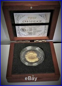 Niue 2018 2 Dollars Evolution of Earth Ammonoidea 2 oz High Relief Silver Coin