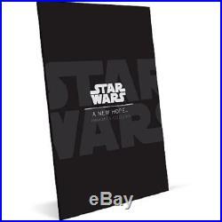 Niue 2018- Star Wars A New Hope Premium 35g Silver Foil