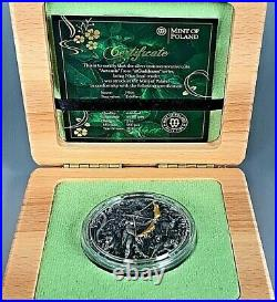 Niue 2019 2$ It Goddesses ARTEMIS High Relief 2 Oz Silver Coin