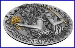 Niue 2019 Athena and Minerva Goddesses $5 Silver Coin
