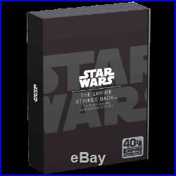 Niue 2020 Star Wars Das Imperium schlägt zurück Satz 1 Oz + 5 gr Silber PP
