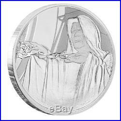 Niue 2 Dollar 2018 Star Wars Emperor Palpatine (13.) 1 Oz Silber PP