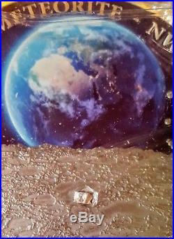 Niue Island 2015 50$ Moon NWA 5000 Meteorite 1Kilo Silver Coin only 99pcs #30/99