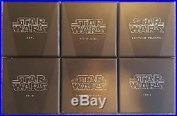 Niue Star Wars Force Awakens 6 Silver Coins BB-8 Phasma Kylo Ren Poe Finn Rey