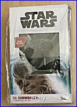 Sale! 2020 Chibi Coin Star Wars Series Chewie Chewbacca 1 Oz Silver Coin Apmex