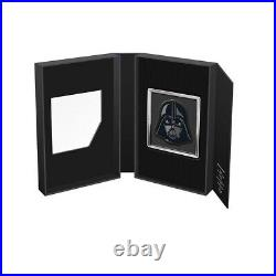 Sale Price 2021 Niue 1 oz Silver Darth Vader Star Wars Faces of the Empire Coin