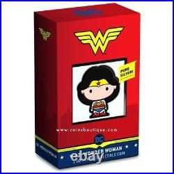 Wonder Woman -Chibi coins DC Comics Series 1oz Proof Silver Coin Niue 2020