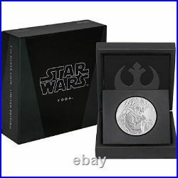 Yoda Star Wars Classic 2016 Niue $2 Silver Coin Ngc Pf 70 Ultra Cameo Er